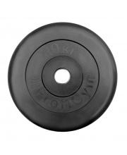 Диск обрезиненный d 26 мм 10 кг