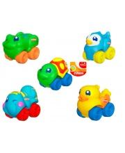Животные мини Веселые на колесах в ассортименте HASBRO