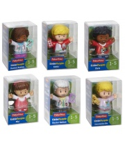 Фигурка базовая в ассортименте Little people Mattel