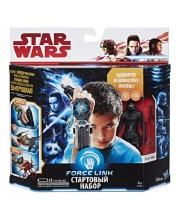 Набор Star wars браслет и 2 фигурки 9 см HASBRO