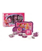 Набор посуды Чайный сервиз 15 предметов S+S Toys