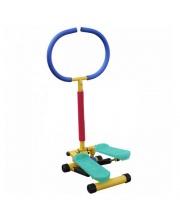 Тренажёр детский механический Степпер с ручкой MooveFun