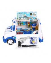 Игровой набор Полицейский автобус Наша Игрушка