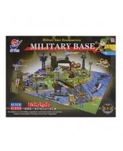 Игровой набор Военная база Наша Игрушка