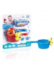 Набор для купания Ковшики 4 предмета Наша Игрушка