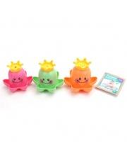 Набор игрушек для купания 3 шт Наша Игрушка