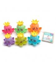 Набор игрушек для купания 6 шт Наша Игрушка