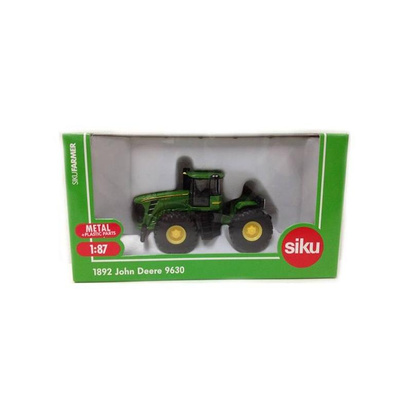 Трактор Джон Дир от Nils