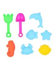 Песочный набор 8 предметов Наша Игрушка