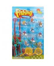 Рыбалка магнитная Наша Игрушка
