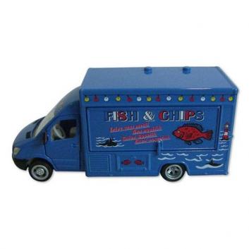 Мобильный магазин-фургон