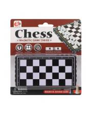 Шахматы магнитные поле 13.8*13.2 см Наша Игрушка