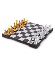 Шахматы магнитные поле 16см*16см Наша Игрушка