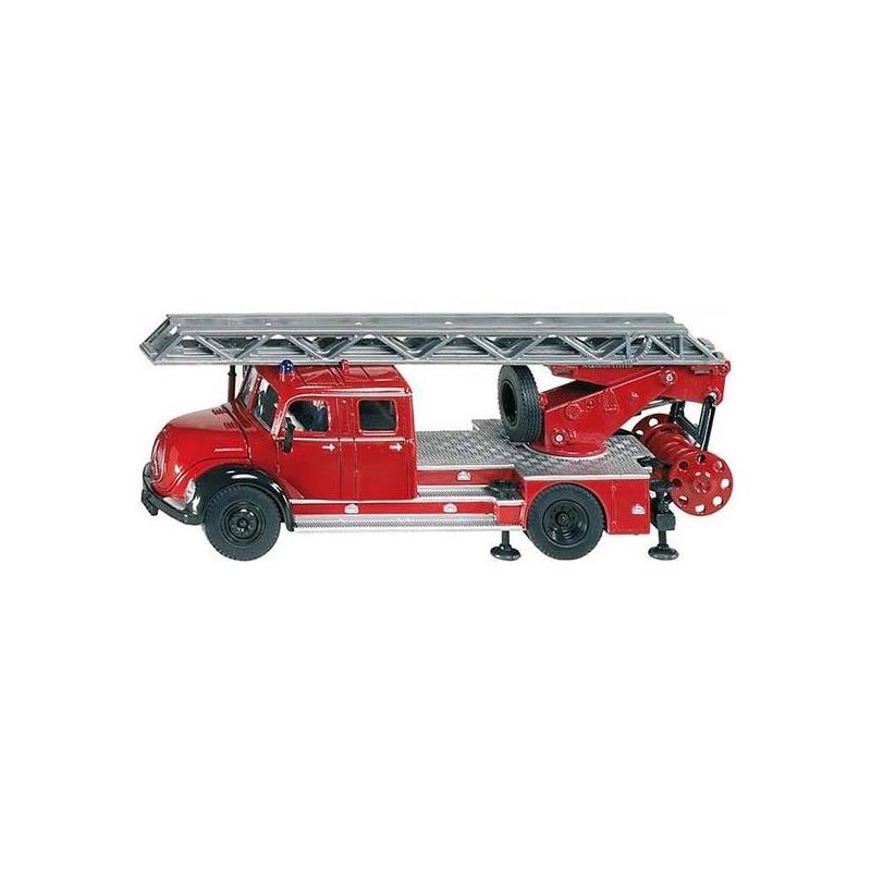 Пожарная машина с лестницей ретро от Nils
