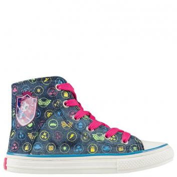 Обувь, Кеды Kakadu (синий)638756, фото