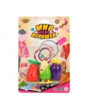 Набор заводных игрушек 3 шт Наша Игрушка