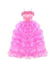Платье для куклы 29 см Роза Наша Игрушка