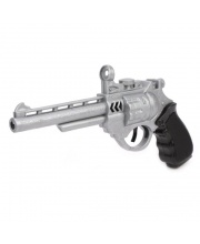 Револьвер с трещоткой Наша Игрушка