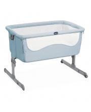 Кроватка Next 2 Me Standard Ocean Chicco