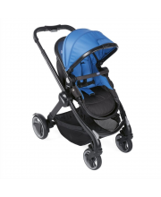 Коляска Fully - Single Stroller Power Blue Chicco