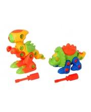 Конструктор Динозавр в ассортименте TopToys