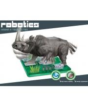 Научный опыт Носорог на батарейках AMAZING
