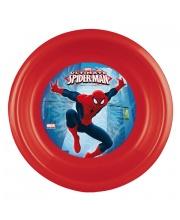 Тарелка Человек-паук 16х36 см