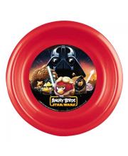 Тарелка Angry Birds 16х36 см