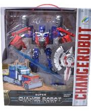 Робот трансформируемый S+S Toys