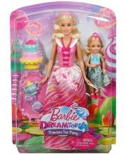Набор Чаепитие в Сладкограде Barbie