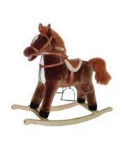 Лошадка-качалка 78 см Наша Игрушка
