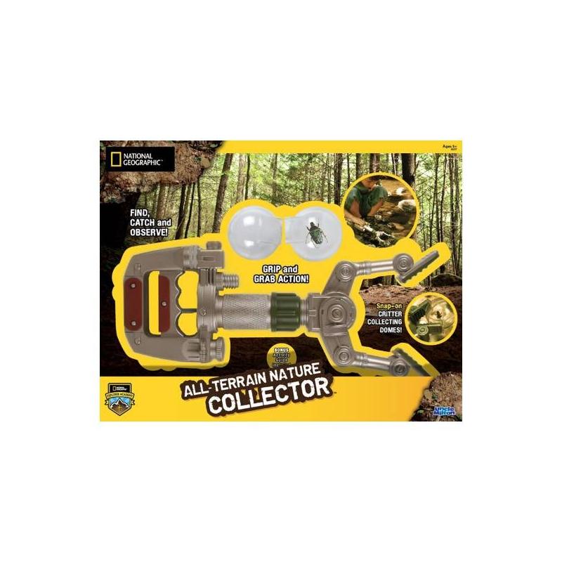 Uncle Milton Устройство для наблюдения National Geographic uncle milton настенный проектор история игрушек звездная команда