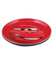Набор тарелок Тачки