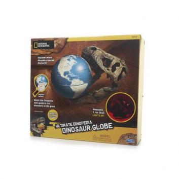 Светильник Земля Динозавров National Geographic