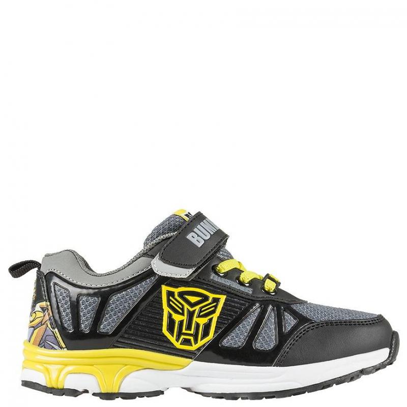 КроссовкиКроссовки черногоцвета с рисунком Transformers марки Kakаdu для мальчиков.<br>Модель украшена изображением в стиле Transformers. Сделана обувь из качественной искусственнойкожи с текстильными вставками, подкладка - из натурального хлопка, он не мешает ноге дышать.Подошва - из очень легкого и прочного материала, который позволяет ребенку чувствовать себя комфортно при ходьбе.<br><br>Размер: 31<br>Цвет: Черный<br>Пол: Для мальчика<br>Артикул: 644485<br>Страна производитель: Китай<br>Сезон: Весна/Лето<br>Материал верха: Текстиль / Иск. кожа<br>Материал подкладки: Хлопчатобумажная<br>Материал подошвы: ЭВА (каучук) / ТПР (термопластичная резина)<br>Лицензия: TRANSFORMERS