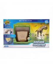 Светильник Экспедиция с динозаврами Uncle Milton