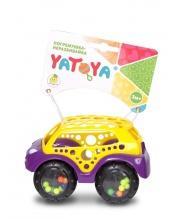 Машинка-неразбивайка YATOYA ЯиГрушка