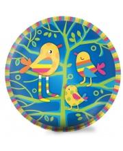 Мяч 23 см Птички ЯиГрушка