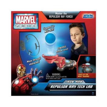 Игровая установка Репульсор Тони Старка