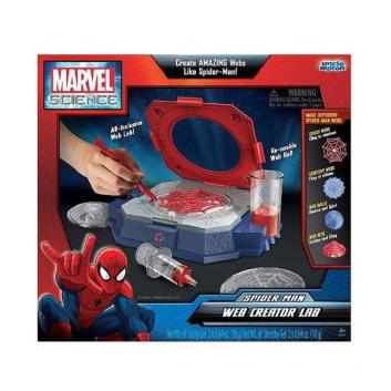 Игрушка Лаборатория Человека-паука по созданию паутины
