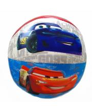Мяч мягкий 10 см Тачки
