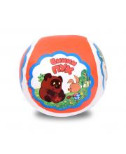 Мяч мягкий 10 см Винни Пух Союзмультфильм ЯиГрушка