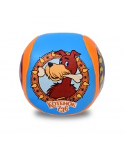 Мяч мягкий 10 см Котёнок Гав ЯиГрушка