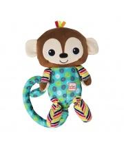 Развивающая игрушка Смеющаяся обезьянка