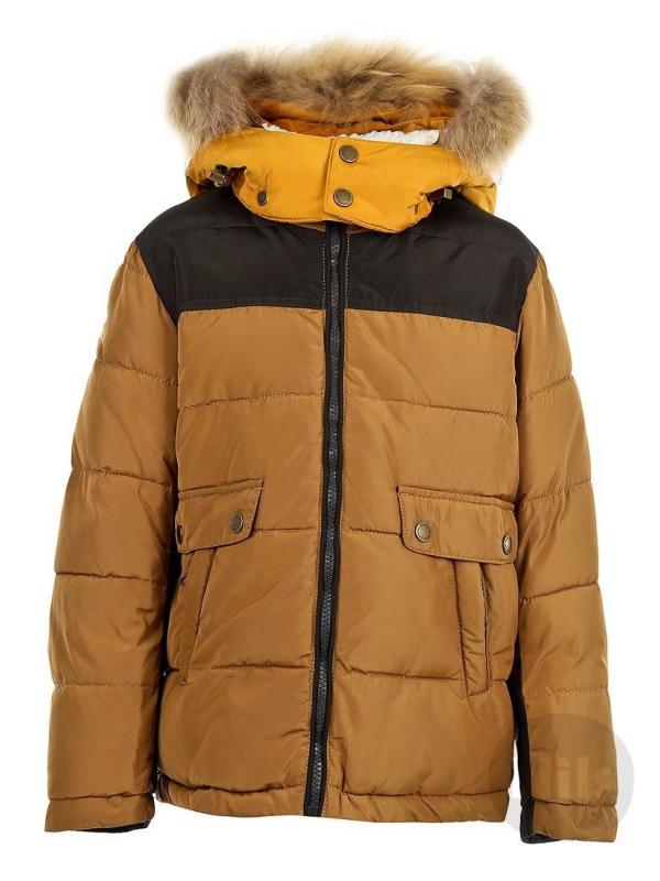 Куртка PULKA (верблюжий)