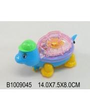 Черепаха с пускателем в ассортименте S+S Toys