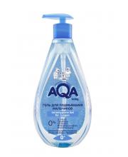Гель для подмывания мальчиков 400 мл AQA Baby