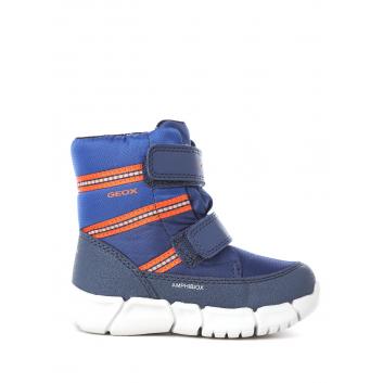 Обувь, Ботинки B Flexyper Boy B Abx GEOX (синий)332275, фото