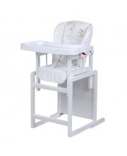 Стол-стул для кормления Мишутка ГЛОБЭКС