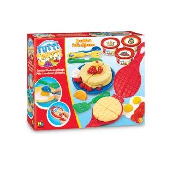 Набор массы для лепки Завтрак